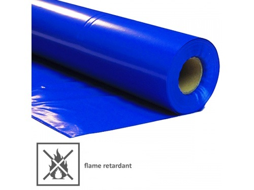 Fólia modrá PP Flame retardant