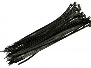 sťahovacie pásky viazacie čierné